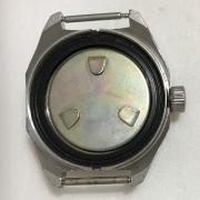Наручные мужские часы Луч СССР позолоченные AU 20