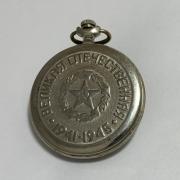 Командирские часы Восток СССР черные малые