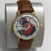Мужские наручные часы Полет СССР 23 камня позолоченные ранние