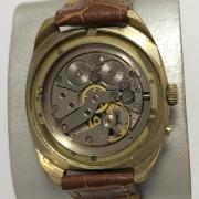 Мужские наручные часы ЗИМ СССР олимпийские позолоченные