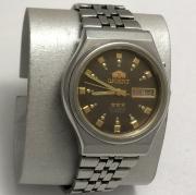 Мужские наручные часы Orient оригинал светло-коричневые
