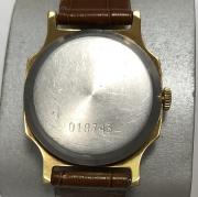 Мужские наручные часы Полет de luxe автомат СССР клеймо AU 20