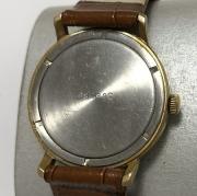 Карманные часы Молния СССР 3602 паровоз
