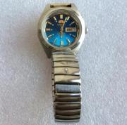 Женские наручные часы Orient crystal 21 jewels AAA синие