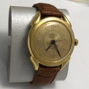 Мужские наручные часы Урал СССР позолоченные редкие