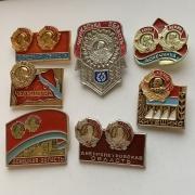 Мужские наручные Часы Orient 3 Stars золотистые