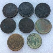Монеты царской России № 14 старые 18-19 век
