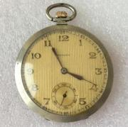 Старинные швейцарские карманные часы Silvana