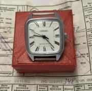 Наручные мужские часы Ракета производства СССР