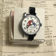 Мужские наручные часы Заря красивые
