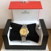 Мужские швейцарские часы Tissot 21 jewels automatic 1853