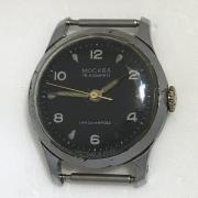 Мужские наручные часы Ракета 2609 НА красные в позолоте СССР