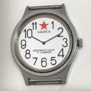 Мужские наручные часы Чайка СССР звезда