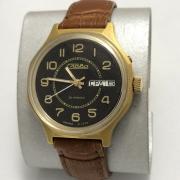 Мужские наручные часы Маяк 16 камней СССР