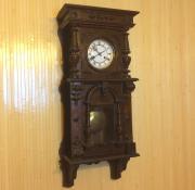 Старинные настенные часы FMS с боем - около 100 лет