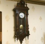 Настенные старинные часы kienzle дворцовые