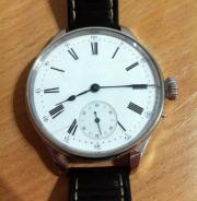 Мужские наручные швейцарские часы 1900-1910 годов марьяж.