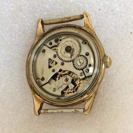 Купить часы наручные мужские позолоченные часы