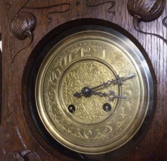 Куплю часы напольные густав беккер часы мазда наручные