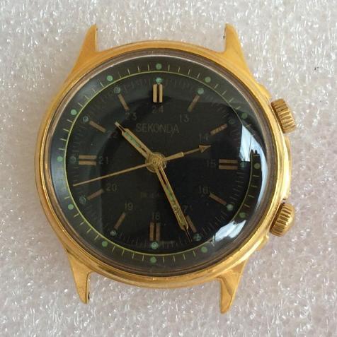 Что за часы Wostok 17 jewels? - bolshoyvoprosru