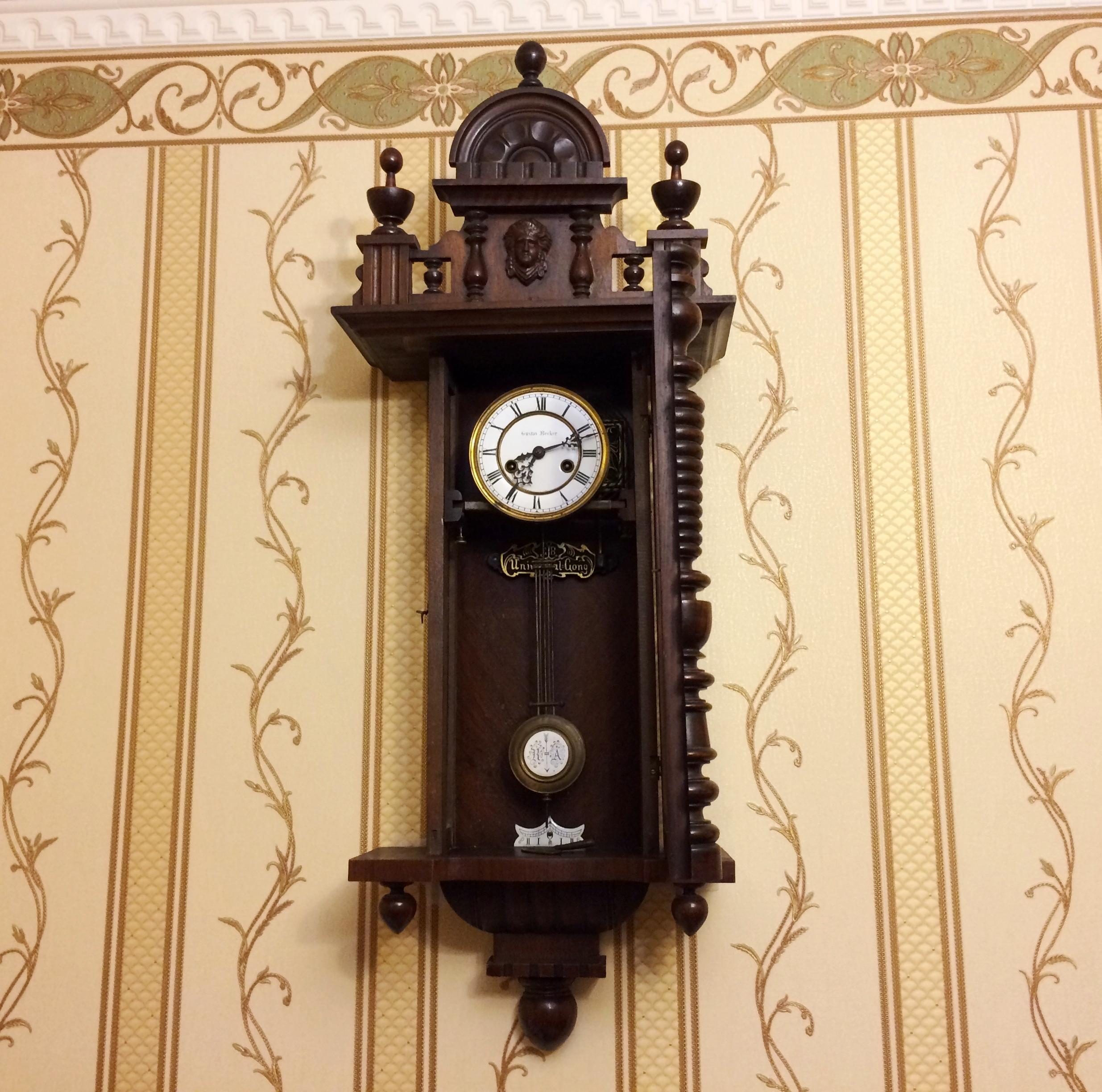 В категории: настенные часы густав беккер - купить по выгодной цене, доставка: санкт-петербург, скидки!