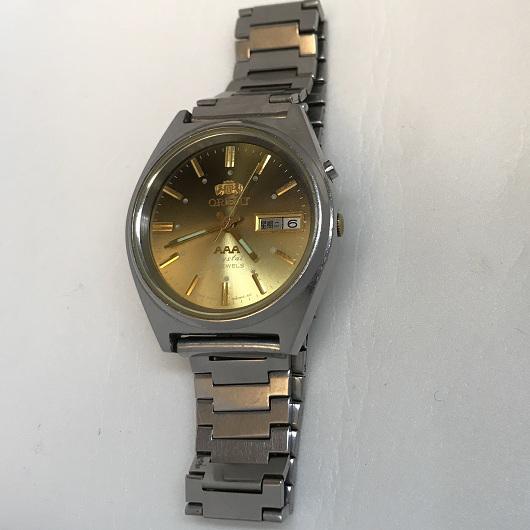 Механические наручные часы Orient
