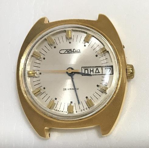 Часы слава стоимость механические золотые часы в продать спб ссср